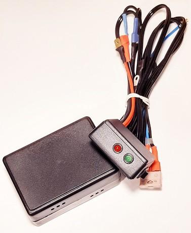 Система управления и безопасности ПН-5М